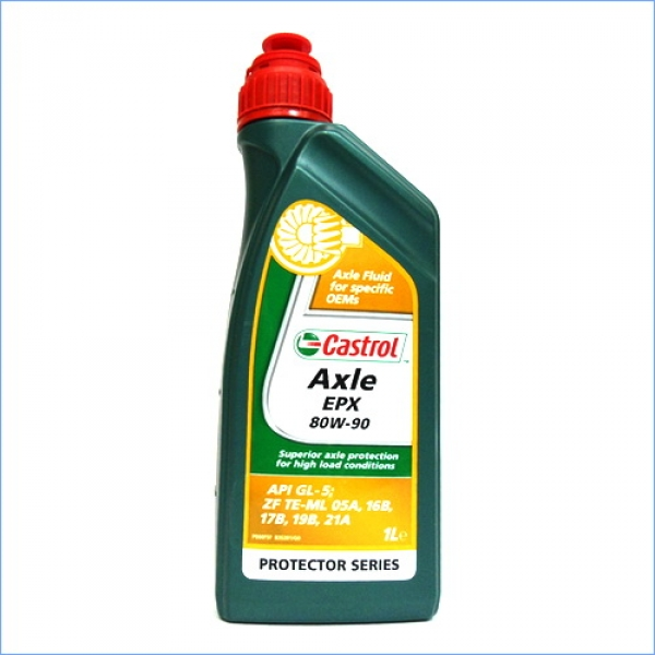 Castrol Axle EPX 80w90 GL5 1л